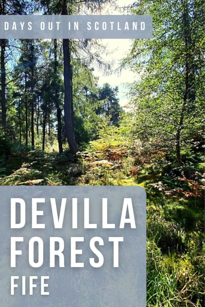 Devilla Forest, Fife (Days Out in Scotland)