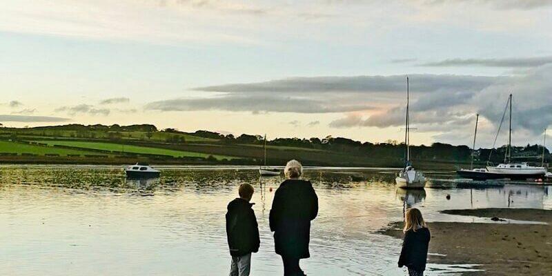 River Aln Estuary