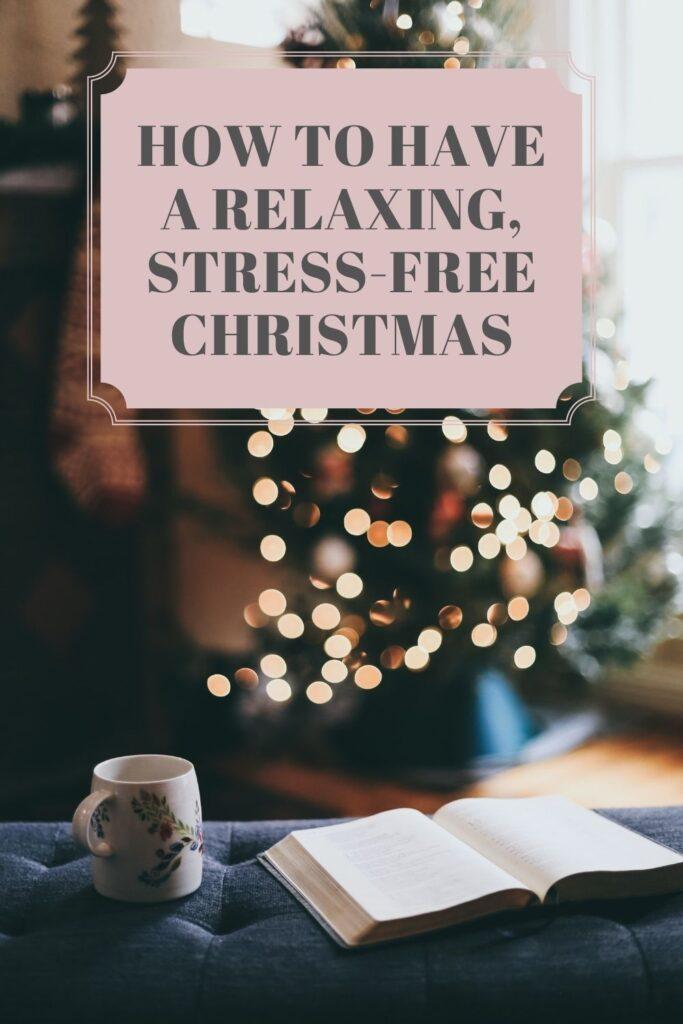 Book, mug, Christmas Tree
