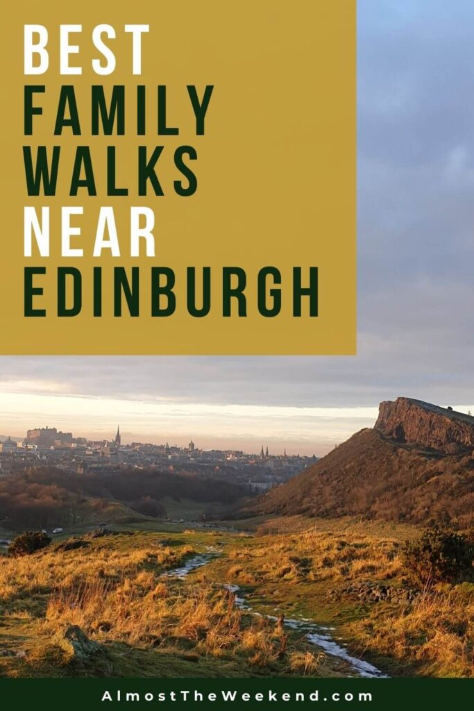 Best Family Walks Near Edinburgh