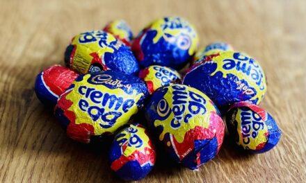 Cadbury Creme Egg Scotch Eggs