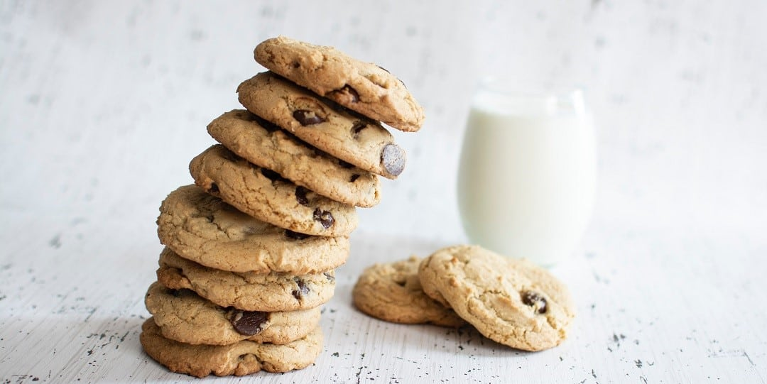Really Easy No-Egg Cookies