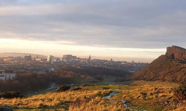 8 Great Family Walks Near Edinburgh