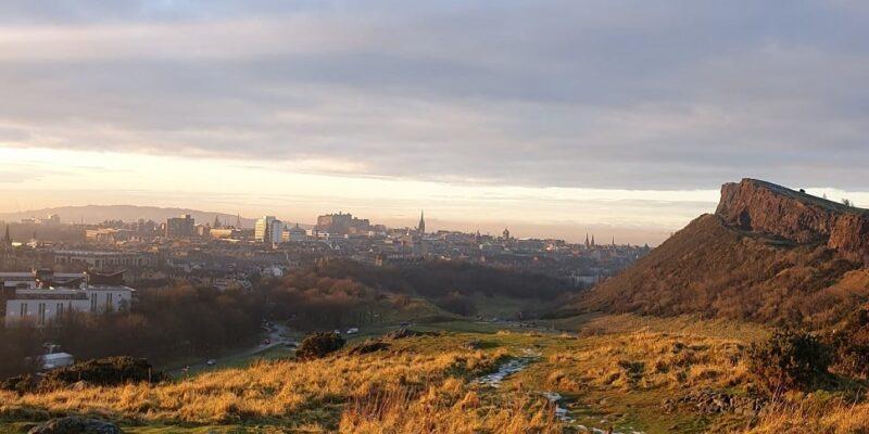 Family Walks Near Edinburgh