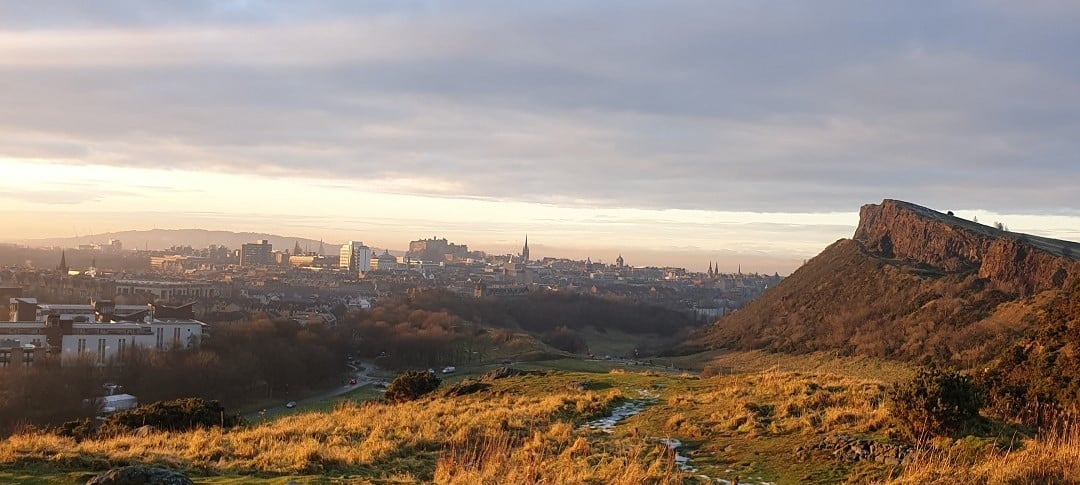 8 Great Family Walks Near Edinburgh