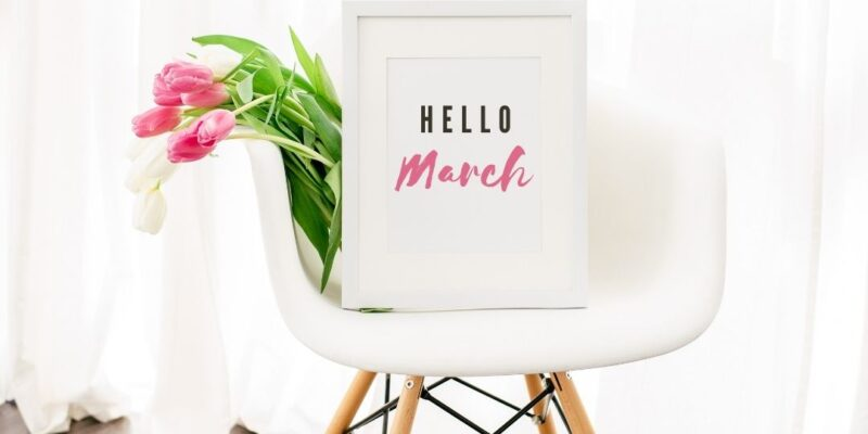 Things to do on a weekend in March