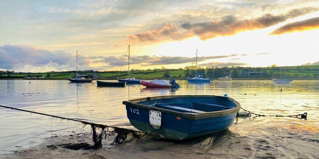 River Aln Estuary, Alnmouth